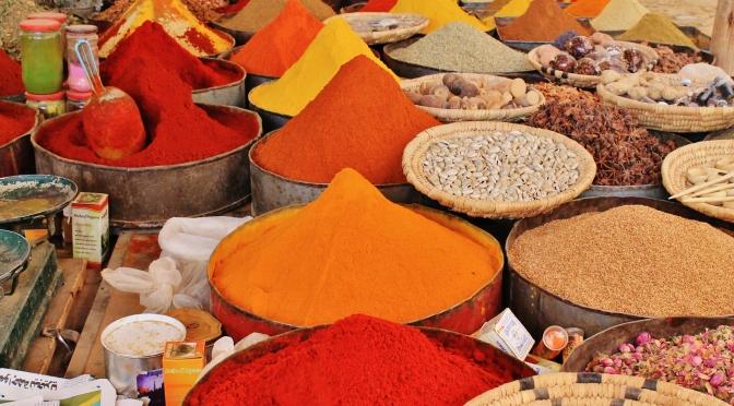 Než začneme vařit – marocké koření (3. část)