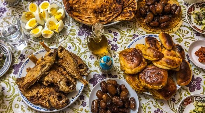 Marocké ramadánové tradície (5. časť)