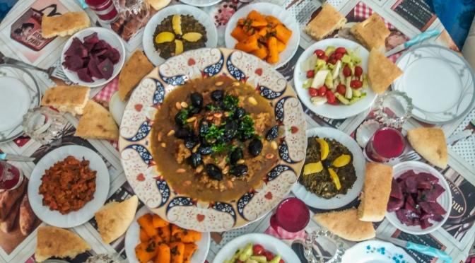 Marocké salátky a jak na ně (6. část)