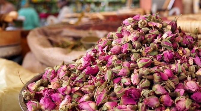 Než začneme vařit – speciální marocké ingredience (4. část)